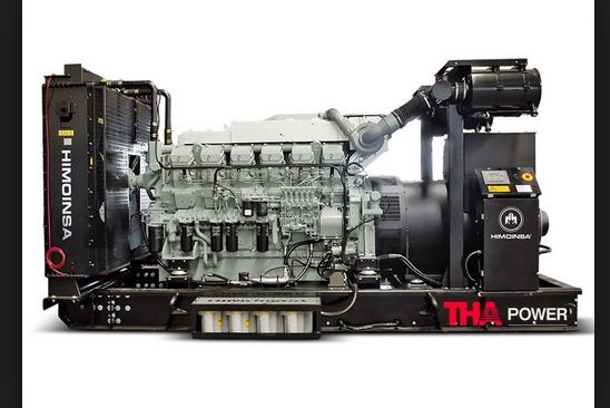 động cơ máy phát điện