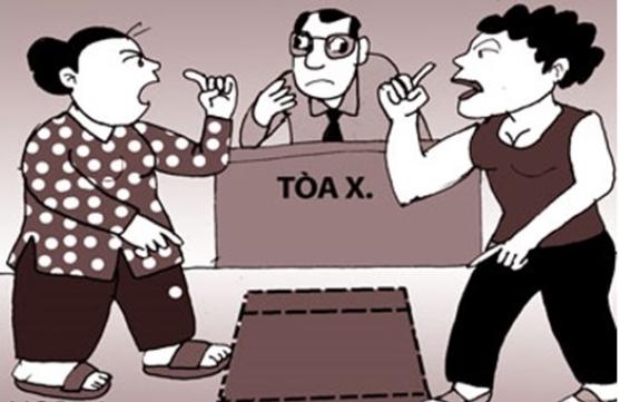 giải quyết trong tranh chấp thương mại