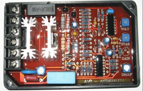 mạch ổn áp của máy phát điện